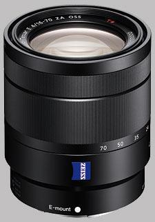 image of the Sony E 16-70mm f/4 Zeiss Vario-Tessar T* ZA OSS SEL1670Z lens