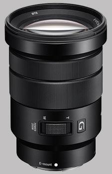 image of the Sony E 18-105mm f/4 G PZ OSS SELP18105G lens
