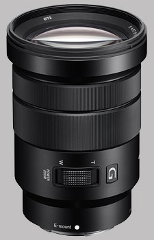 image of the Sony E 18-105mm f/4 G PZ OSS SELP18105G lens