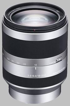 image of the Sony E 18-200mm f/3.5-6.3 OSS SEL18200 lens