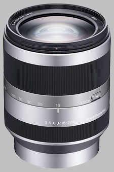 image of the Sony E 18-200mm f/3.5-6.3 OSS SEL18200 lens