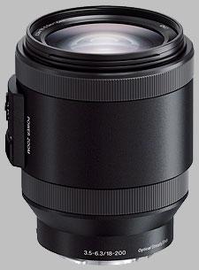 image of the Sony E 18-200mm f/3.5-6.3 OSS PZ SELP18200 lens