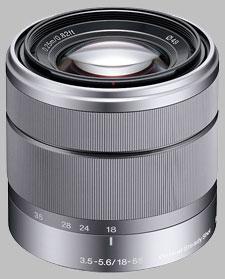 image of the Sony E 18-55mm f/3.5-5.6 OSS SEL1855 lens