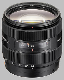 image of the Sony 24-105mm f/3.5-4.5 SAL-24105 lens