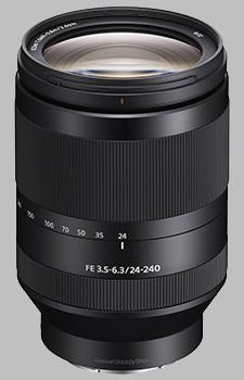 image of the Sony FE 24-240mm f/3.5-6.3 OSS SEL24240 lens