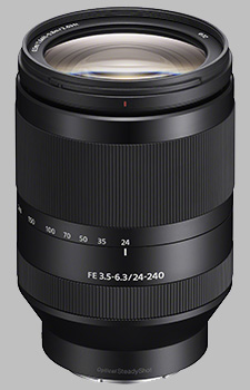 image of the Sony FE 24-240mm f/3.5-6.3 OSS SEL24240 lens