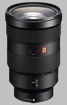 image of the Sony FE 24-70mm f/2.8 GM SEL2470GM lens