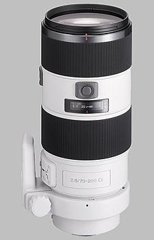 image of Sony 70-200mm f/2.8 G SAL-70200G
