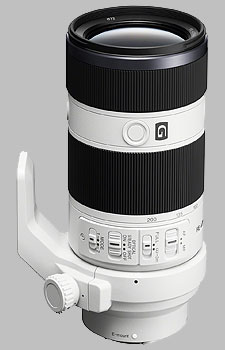 image of the Sony FE 70-200mm f/4 G OSS SEL70200G lens