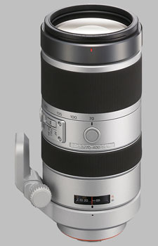 image of the Sony 70-400mm f/4-5.6G SAL-70400G lens