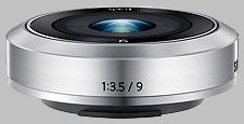 image of Samsung 9mm f/3.5 ED NX-M