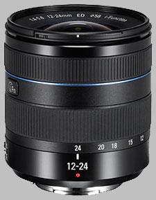 image of Samsung 12-24mm f/4-5.6 ED NX
