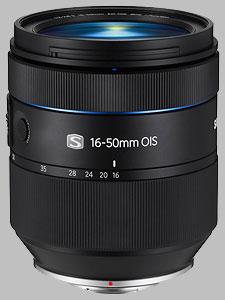 image of Samsung 16-50mm f/2-2.8 S ED OIS NX
