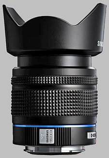 image of the Samsung 18-55mm f/3.5-5.6 AL Schneider D-XENON lens