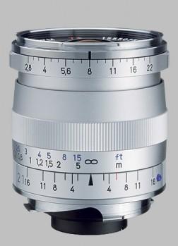 image of Carl Zeiss 21mm f/2.8 Biogon T* 2.8/21 ZM