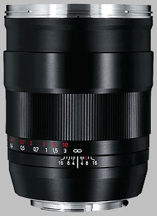 image of the Carl Zeiss 35mm f/1.4 Distagon T* 1.4/35 lens