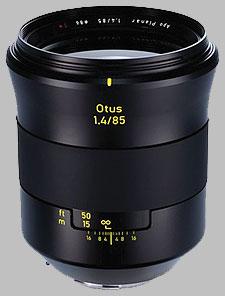 image of Zeiss 85mm f/1.4 Otus 1.4/85