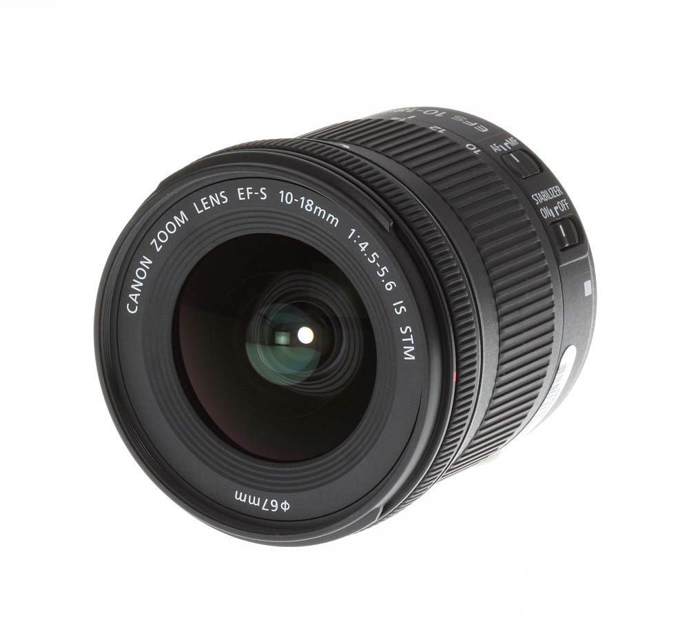 Canon Ef S 10 18mm F 4 5 5 6 Is Stm Review