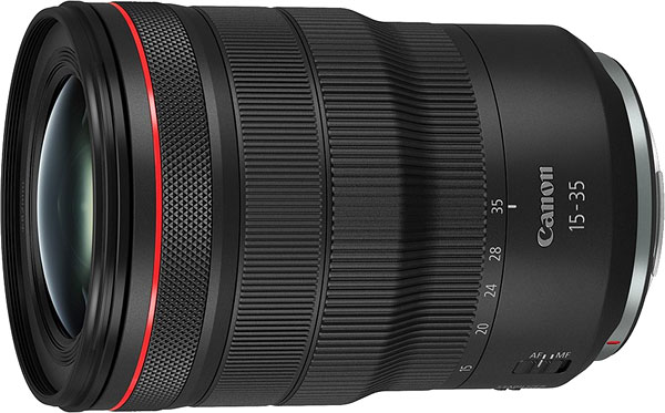 Canon RF 15-35mm f/2.8 L IS USM Review -- Product Image