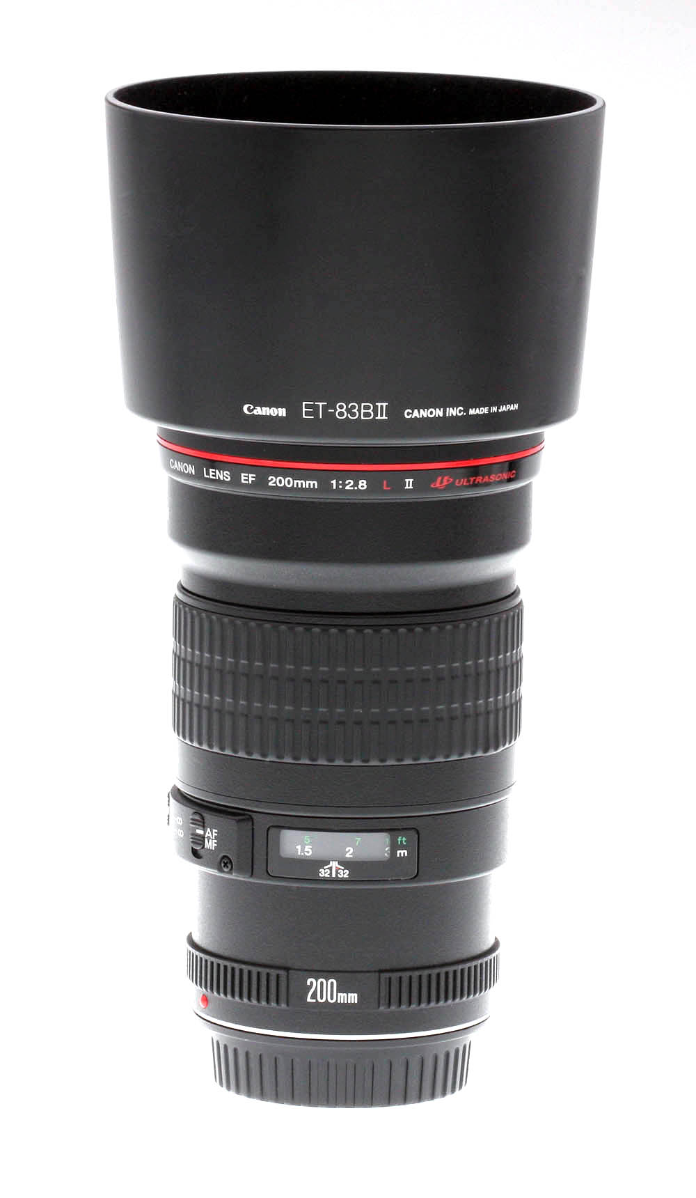 Canon Ef 200mm F 2 8l Ii Usm Review