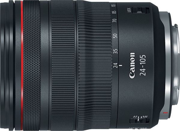 Canon RF 24-105mm F4 L IS USM Review -- Product Image