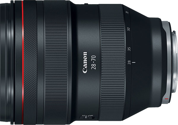 Canon RF 28-70mm F2 L USM Review -- Product Image