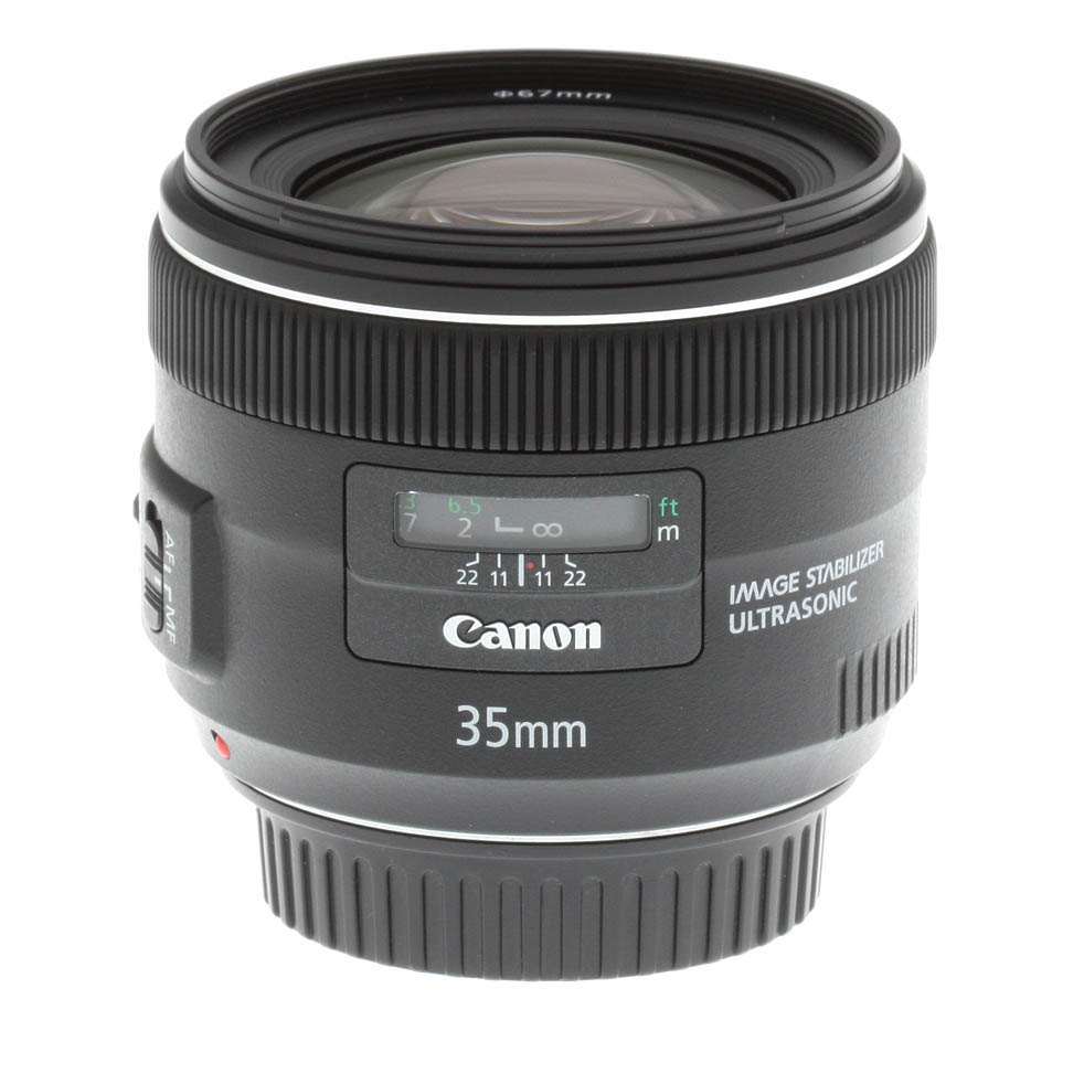 35 Reviews: Canon EF 35mm F/2 IS USM Review