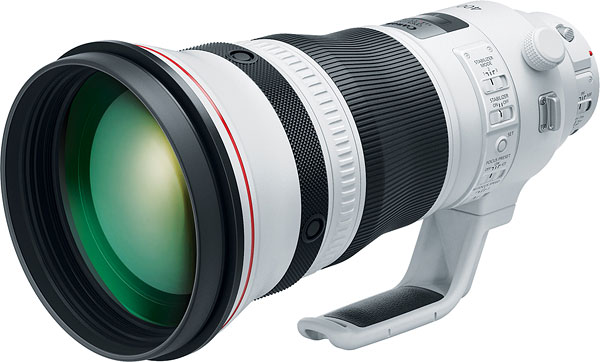 Canon EF 400mm f/2.8L IS III USM Review -- Product Image