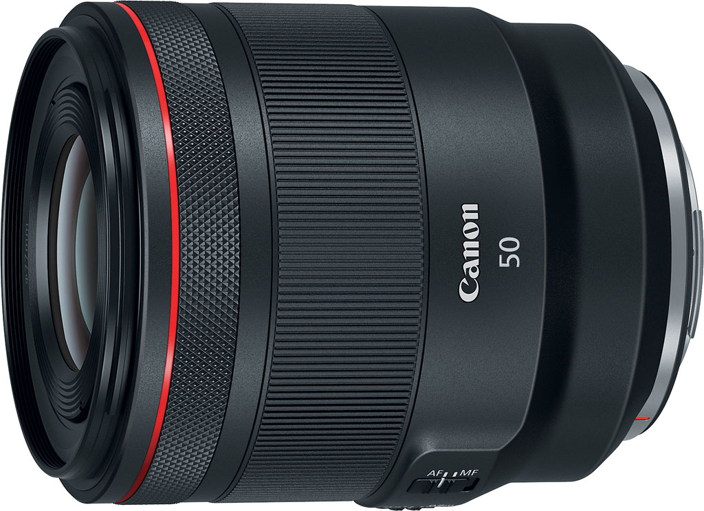 Canon RF 50mm f/1.2L USM Review