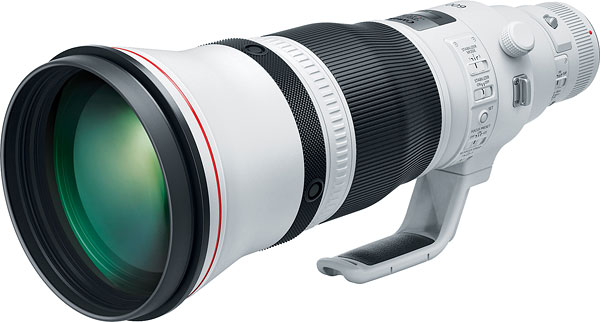 Canon EF 600mm f/4L IS III USM Review -- Product Image