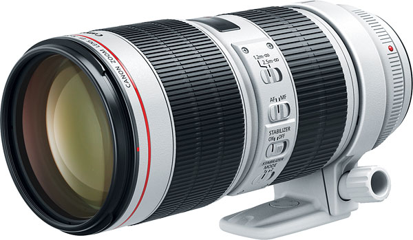 Image of Canon EF 70-200mm f/2.8L IS III USM Lens