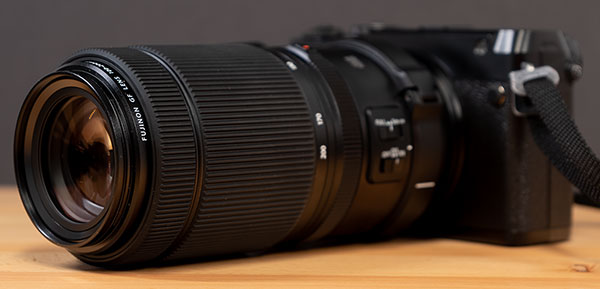 Fujinon GF 100-200mm f/5.6 R LM OIS WR Review -- Product Image