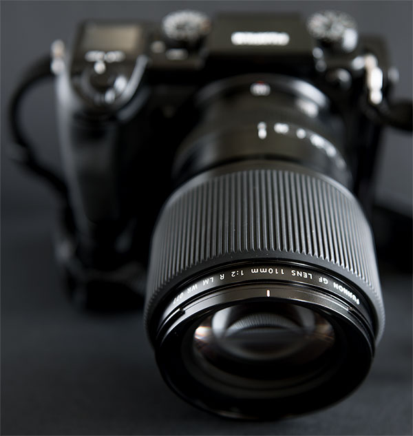 Fujinon GF 110mm f/2 R LM WR Review -- Product Image