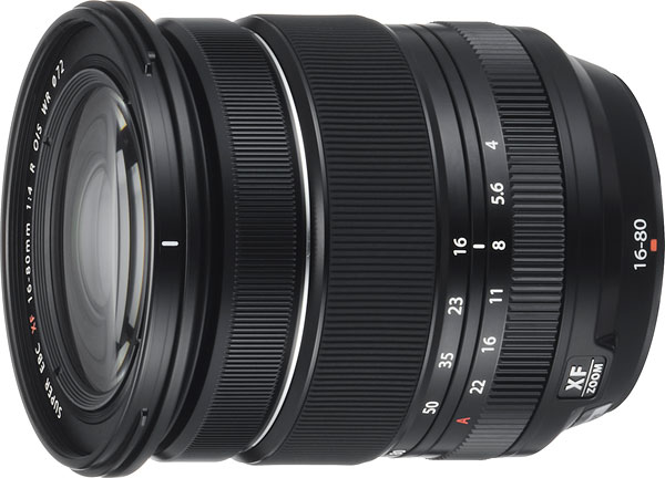Fujinon XF16-80mm F4 R OIS WR Review -- Product Image