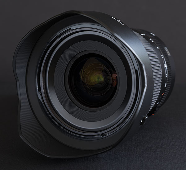 Fujinon GF 23mm f/4 R LM WR Review -- Product Image