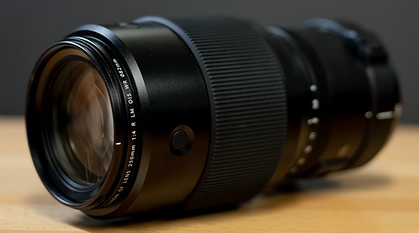 Fujinon GF 250mm f/4 R LM OIS WR Review -- Product Image