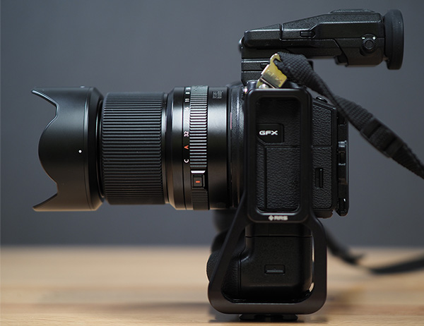 Fujinon GF 30mm f/3.5 R WR Review: Field Test -- Product Image