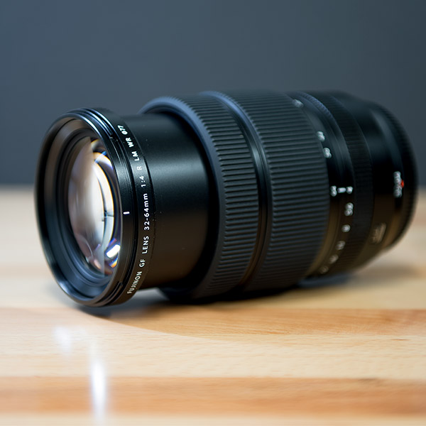 Fujinon GF 32-64mm f/4 R LM WR Review -- Product Image