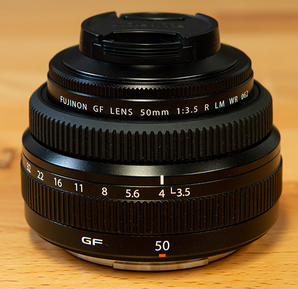 Fujinon GF 50mm f/3.5 R LM WR Review: Field Test -- Product Image