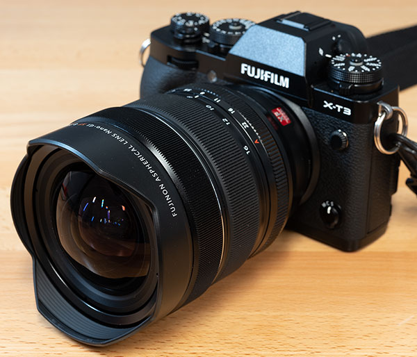 Fujinon XF 8-16mm f/2.8 R LM WR Review -- Product Image