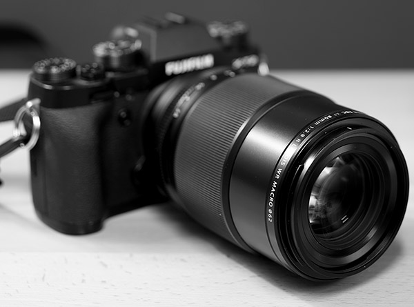 Fujinon XF 80mm f/2.8 R LM OIS WR Review -- Product Image