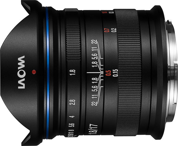 Laowa 17mm f/1.8 MFT Review -- Product Image