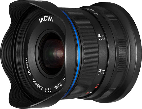 LAOWA 9mm F2.8 Zero-D Product Image
