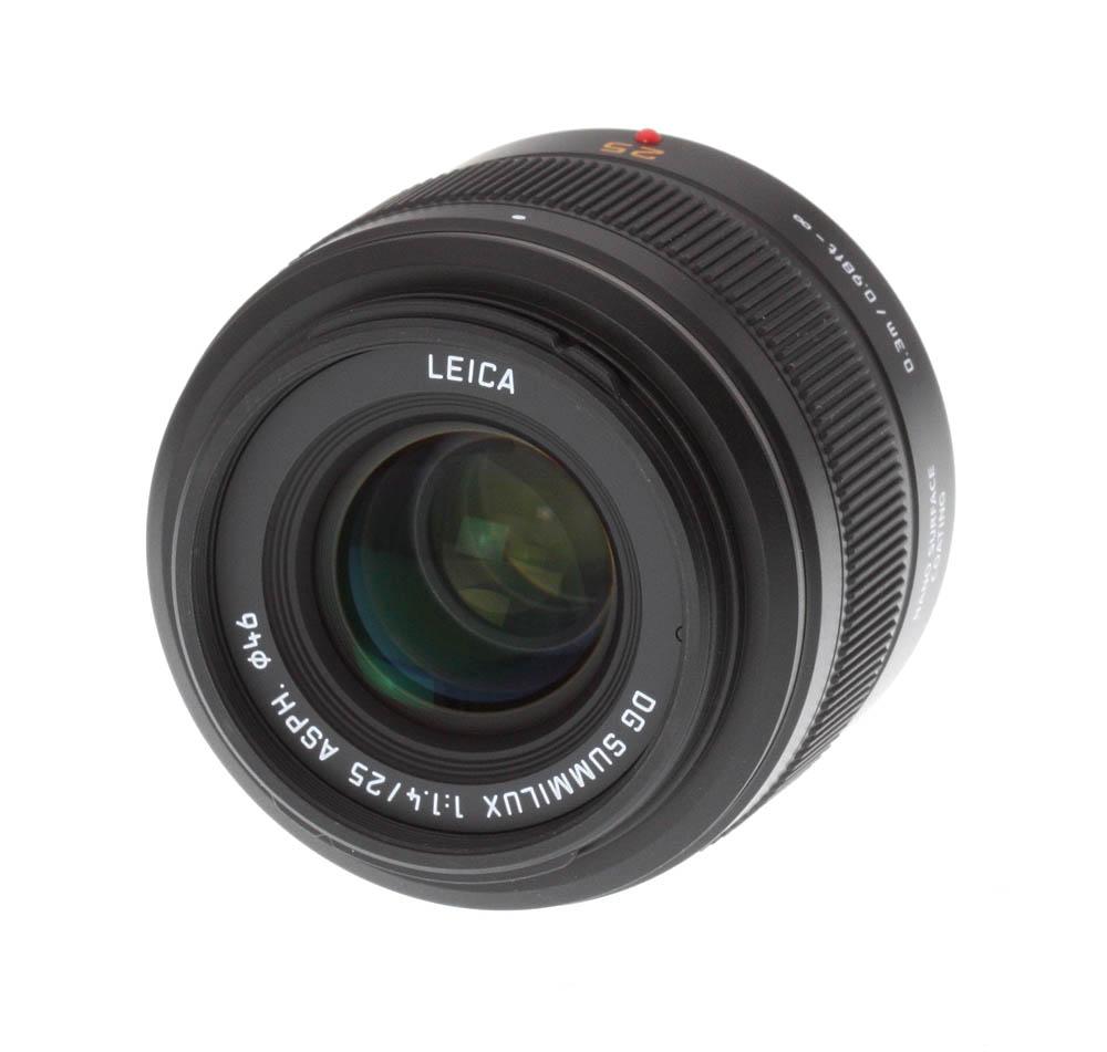 Panasonic 25mm F 14 Asph Leica Dg Summilux Review Micro 4 3 Lens