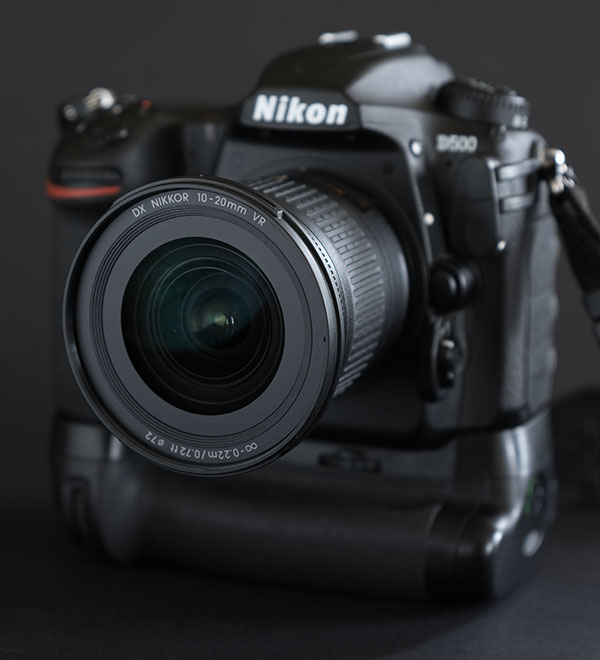 Nikon 10-20mm f/4.5-5.6G VR AF-P DX Nikkor Review -- Product Image