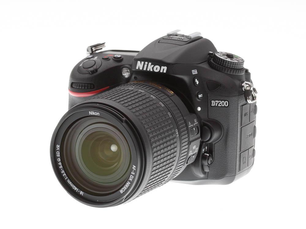 Nikon 18-140mm f/3 5-5 6G ED DX VR AF-S Nikkor