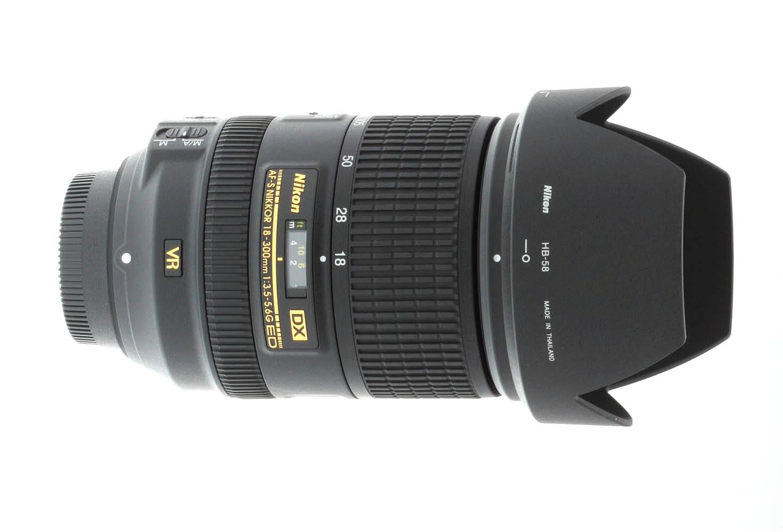 Nikon 18 300mm F 3 5 5 6g Ed Vr Dx Af S Nikkor Review