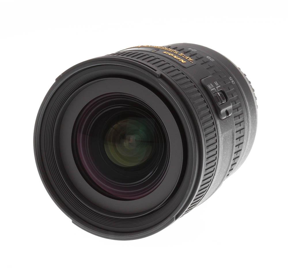 35 Reviews: Nikon 18-35mm F/3.5-4.5G ED AF-S Nikkor Review
