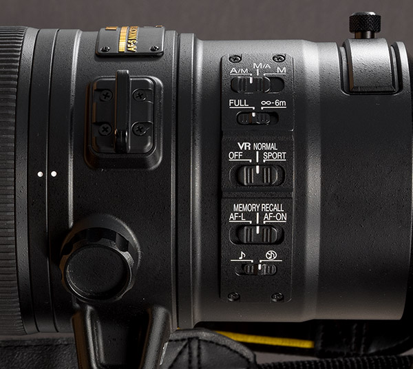 Nikon 180-400mm f/4E TC1.4 FL ED VR AF-S Nikkor Review -- Product Image
