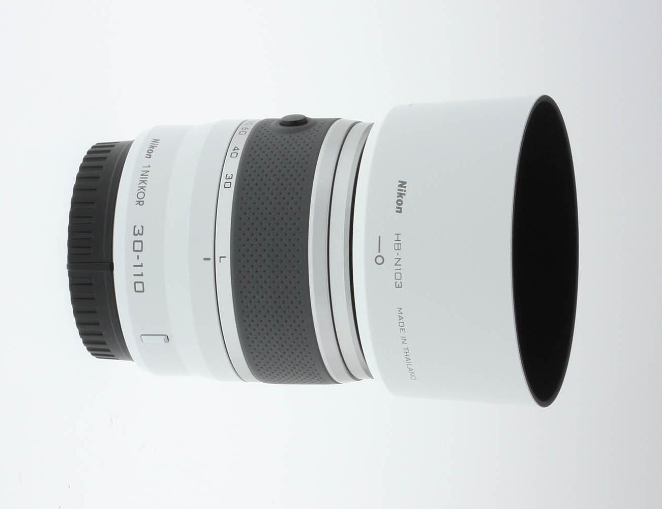 Nikon 1 30 110mm F 3 8 5 6 Nikkor Vr Review
